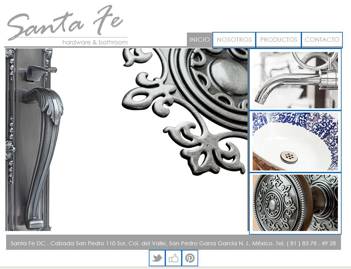 Santa Fe Design En Monterrey Santa Fe Design San Pedro